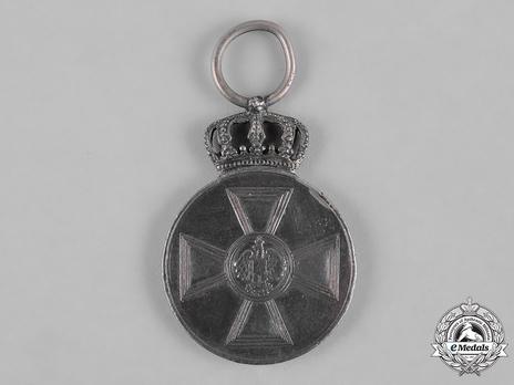 Order of the Red Eagle, Type V, Medal of Merit (1871-1908)