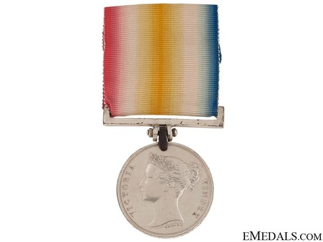 Silver Medal (for Cabul) Obverse