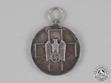 Medal for Merit for Social Welfare, in Silver Obverse