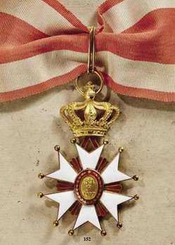 Order of Saint Joseph, Commander