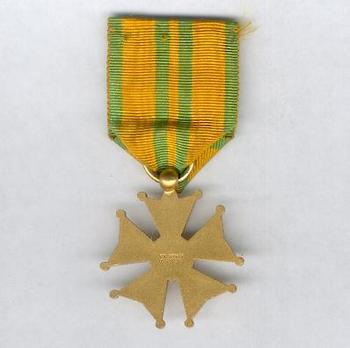 Bronze Cross (1909-1958) Reverse