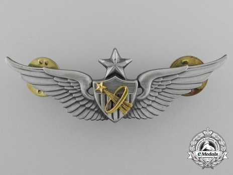 Senior Wings Obverse
