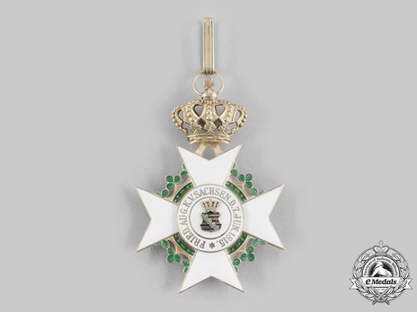 Order of Merit, Type II, Civil Division, Grand Cross (1910-1918, in silver gilt) Obverse