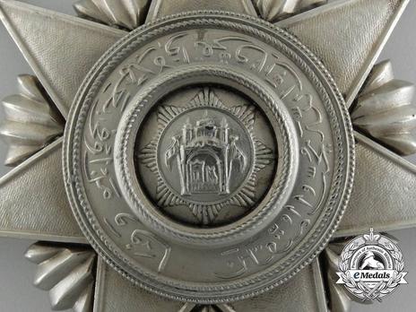 Order of Fidelity (Nishan-i-Vafa), II Class Obverse Detail