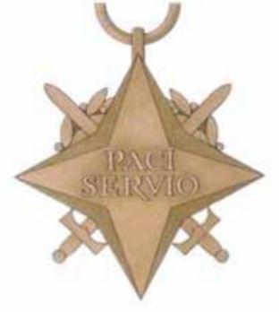 Congo Star Reverse