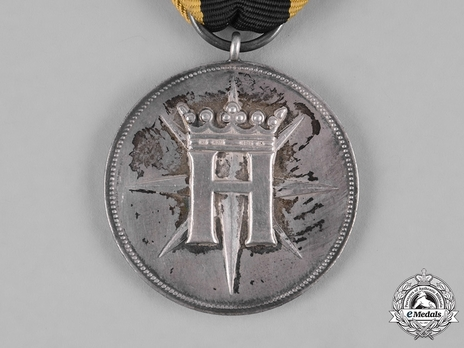 Order of the Star of Brabant, Silver Medal