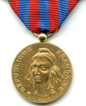 Bronze Medal (with ring suspension) Obverse