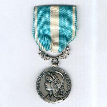 "Silver Medal (London manufacture, stamped ""JRG"") Obverse"