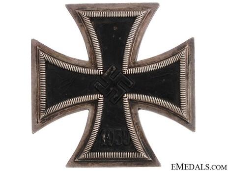 Iron Cross I Class, by A. Rettenmaier (L 59) Obverse