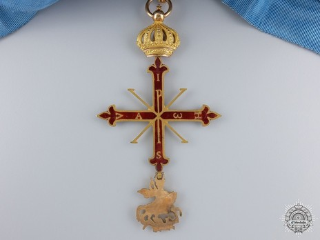 Senator of the Grand Cross Reverse