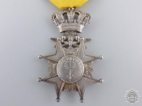 Badge of the Sword Reverse