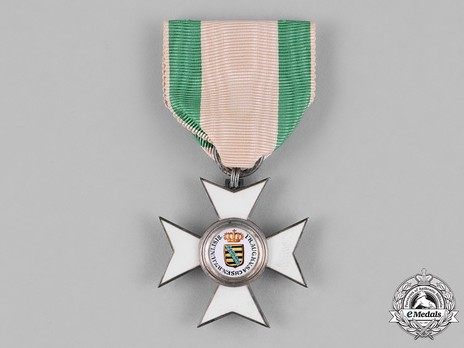 Order of Merit, Type I, Civil Division, II Class Knight (for Natives, 1876-1910)