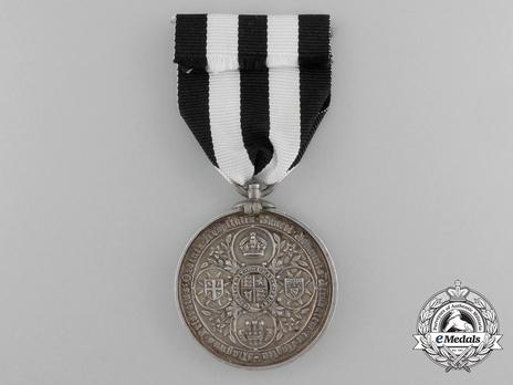 Silver Medal (1898-1947) Reverse