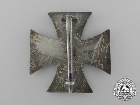 Iron Cross I Class, by Gebrüder Godet (L/50) Reverse