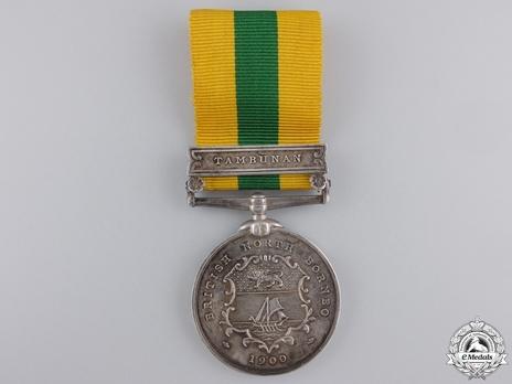 """Silver Medal (stamped """"SPECIMEN"""") Obverse"""