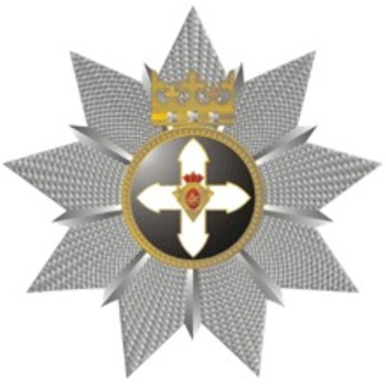 Grand Cross Commander Breast Star Obverse
