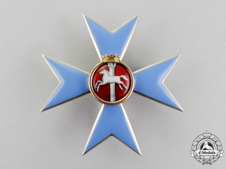 Officer Cross Obverse