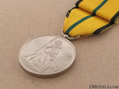 Kenya Campaign Medal Reverse