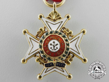 Miniature Companion (Military Version) (with gold) Obverse