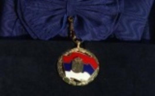 Order of the Serbian Flag, I Class Badge