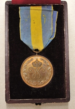 Schleswig-Holstein Commemorative Campaign Medal Obverse