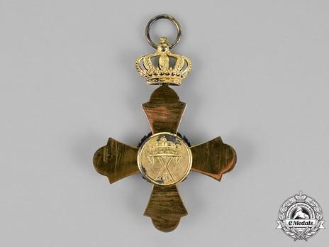 Order of the Phoenix, Type II, Civil Division, Grand Cross Reverse