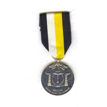 Government Office 15 Years Service Medal