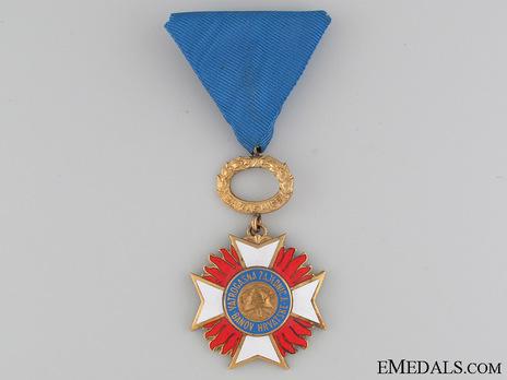 Gilt Medal Obverse