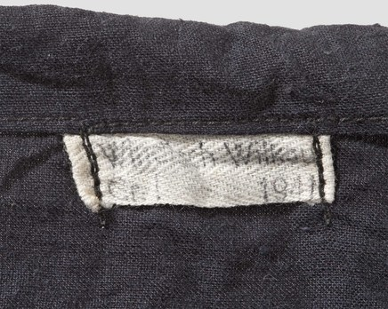 German Army Swimming Trunks Maker Mark