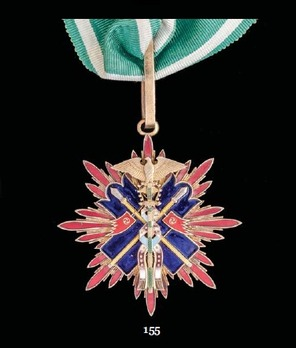Order of the Golden Kite, III Class Neck Badge