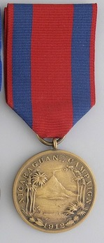 Bronze Medal (for Marine corps) Obverse