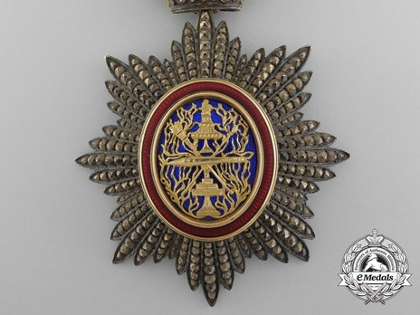 Royal Order of Cambodia, Grand Cross Obverse