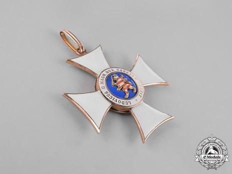 Grand Cross (in gold) Reverse