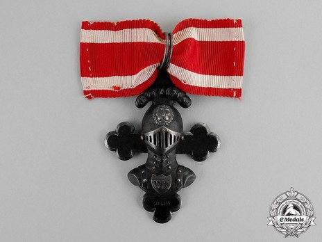 Decoration (on Brabant Cross) Obverse with Ribbon