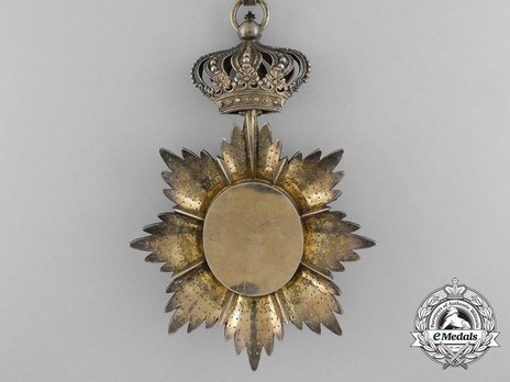 Royal Order of Cambodia, Grand Cross Reverse