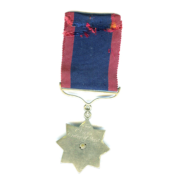 Indian Order of Merit, Civilian Division, II Class Medal Reverse