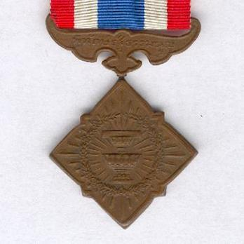 Safeguarding the Constitution Bronze Medal Obverse