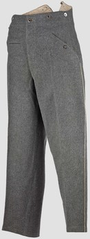 German Army Dress Trousers Obverse