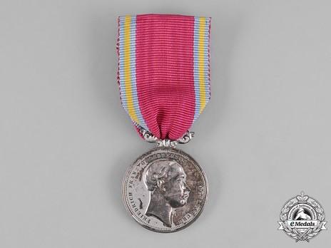 Civil Merit Medal, Type VI, in Silver