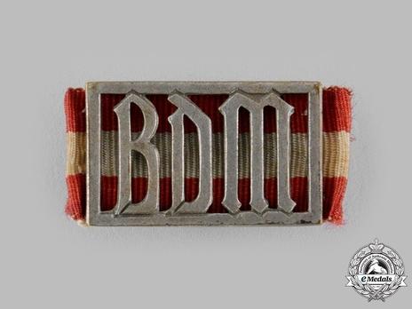 BDM Proficiency Clasp, in Silver Obverse