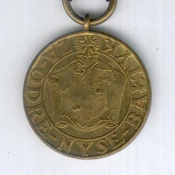 Oder, Neisse, Baltic Medal