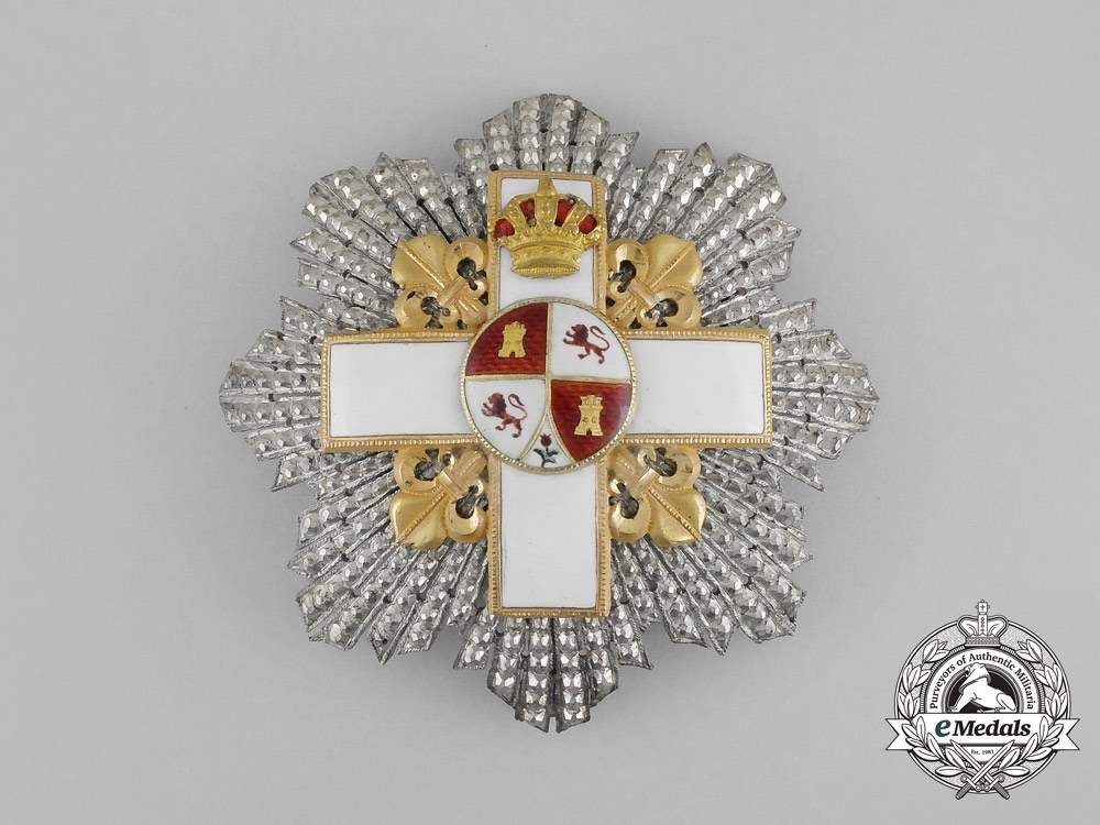 2nd+class+breast+star+%28white+distinction%29+%28gold%2c+silver%29+obverse