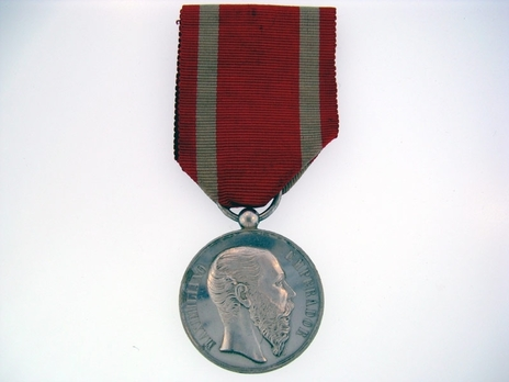 II Class Medal Obverse