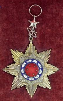 Order of United Glory, IV Class Commander