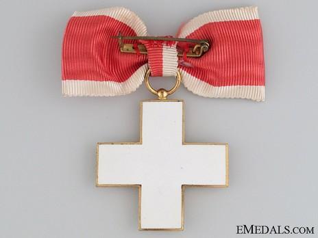 Type III, Ladies Cross Reverse