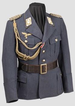 Luftwaffe General Ranks Cloth Tunic Obverse