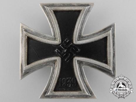 Iron Cross I Class, by Deschler (L/10) Obverse