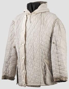 German Army Winter Jacket White Side Obverse