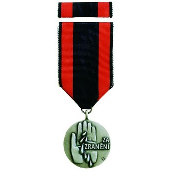 Medal for Wounds Obverse
