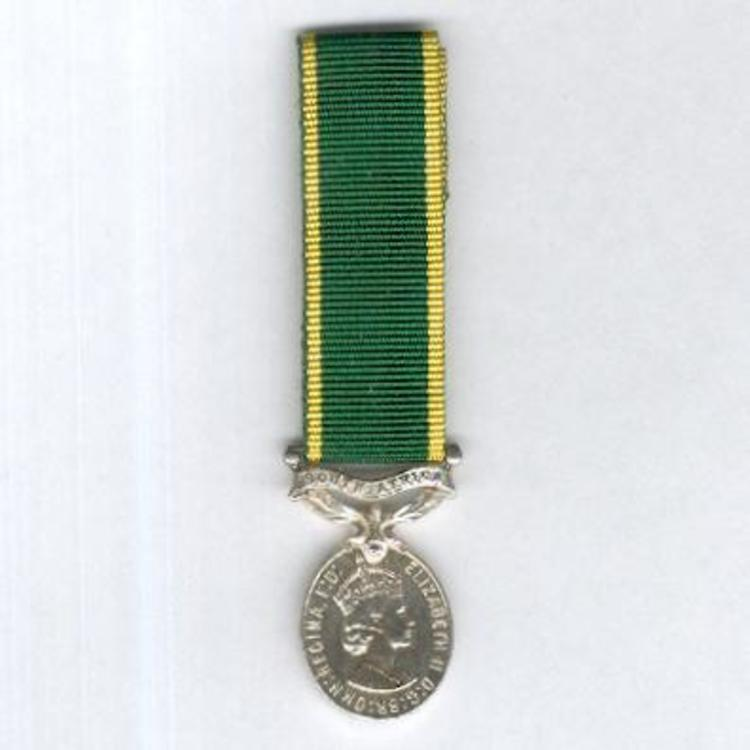 Miniature silver medal obv s3